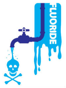 Fluoride is toxic for the pineal gland and the human body.